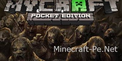Скрипт Зомби Апокалипсис для Minecraft PE 0.10.5]