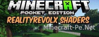 Скрипт Реалистичные шейдеры для Minecraft PE 0.10.4