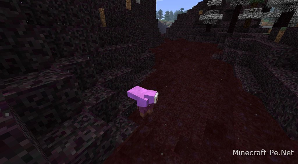 Мод Infected mod для Minecraft PE 0.10.5