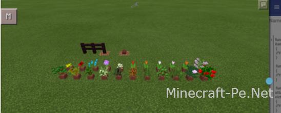 Мод на вещи из ПК для Minecraft PE 0.11.1, 0.11.0
