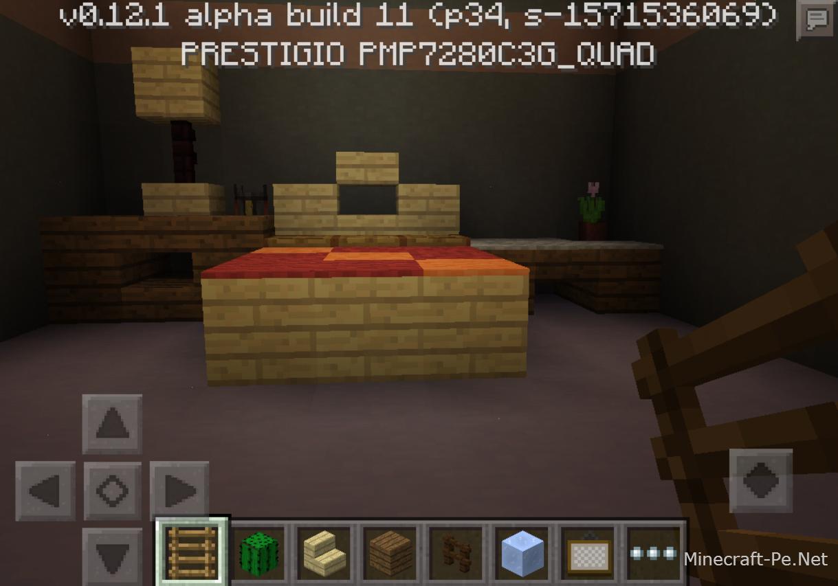 Fnaf 4 в Minecraft PE