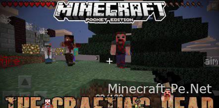 Survivors Mod V1.2.3 Minecraft PE 0.11.X, 0.12.X
