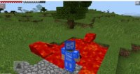 Мод на броню для Minecraft PE 0.11.1, 0.11.0