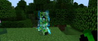 Электрический крипер для Minecraft PE 0.12.1, 0.11.1