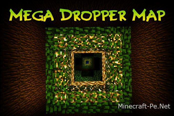 Карта Mega Dropper]