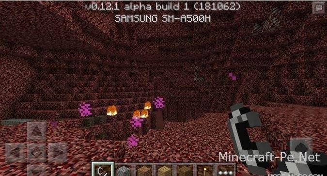 Minecraft PE 0.12.1 (РЕЛИЗ) Скачать