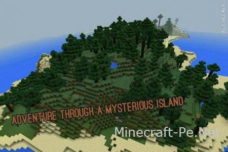 """Карта """"Выжить на острове"""""""