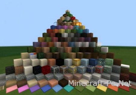 Текстурпак Soartex Fanver для Minecraft PE