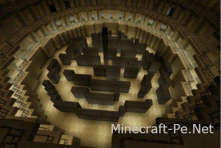 """Карта """"Затерянные во времени!"""" Minecraft PE"""