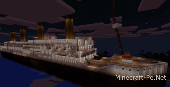 Карта Титаник [1.2] [1.1] [1.0]
