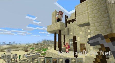 Minecraft PE 0.12.2 скачать на андроид