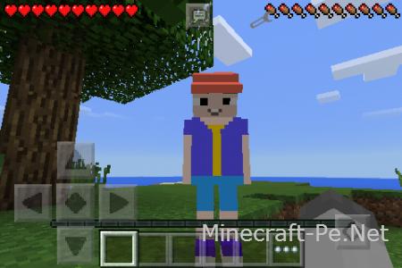 Мод Pokeblock для Minecraft PE 0.12.3/0.12.2