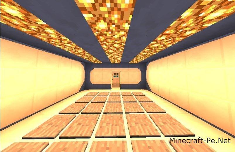 Логическая карта для Minecraft PE