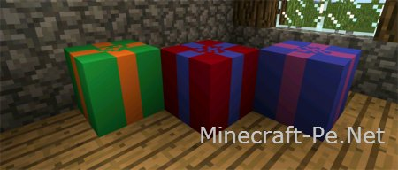 Мод Christmas Gifts (PE 0.13.0/0.13.1)
