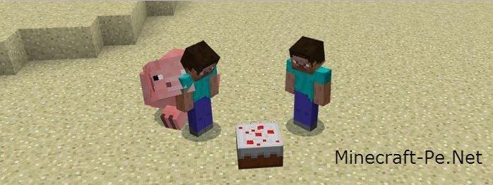 Мод Explosive Pigs [1.0] [0.17.0] [0.16.0]