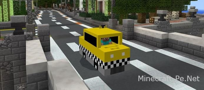 Мод Мини-Такси [1.0.5] [1.0]