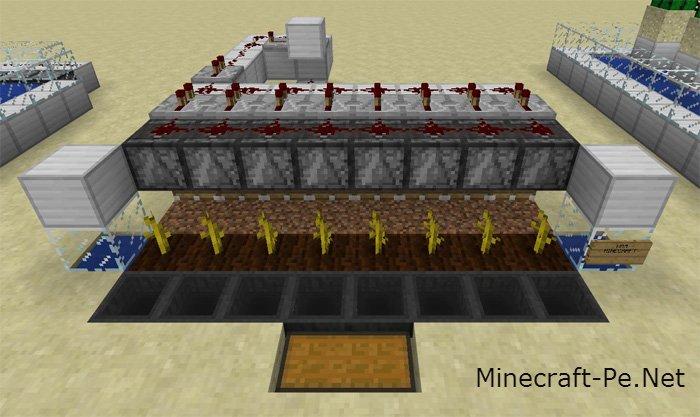 Карта: 12 Автоматических ферм