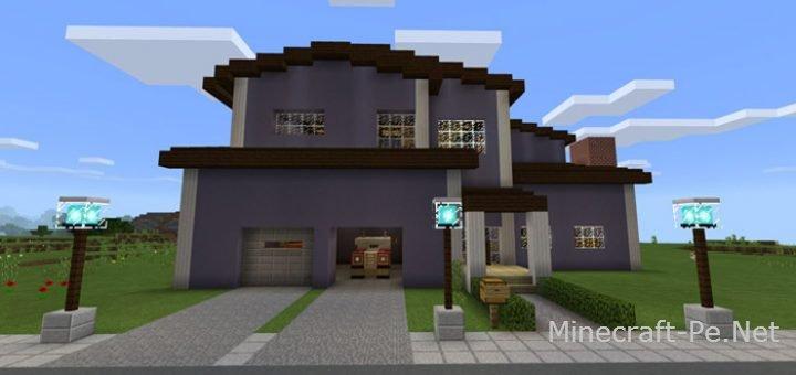 Карта: Большой дом с механизмами