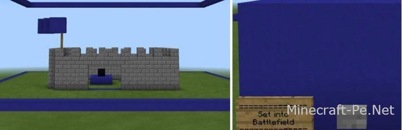 Карта Castle Wars [PvP]