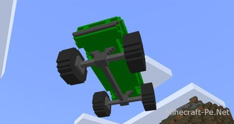 Мод MonsterTruck [1.1] [1.0]