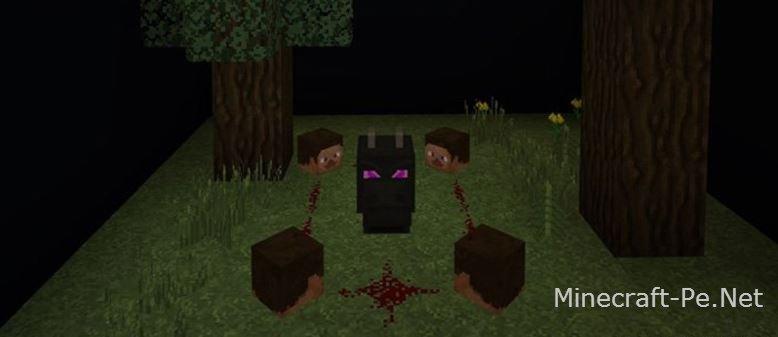 Карта Scary Horror