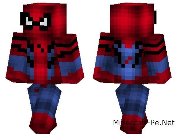 Скин Spider-Man]