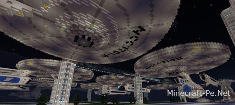 Карта Верфь космических кораблей