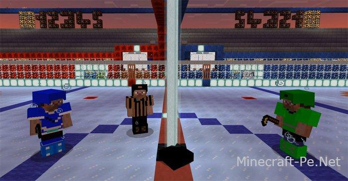 Карта на двоих Ice Hockey