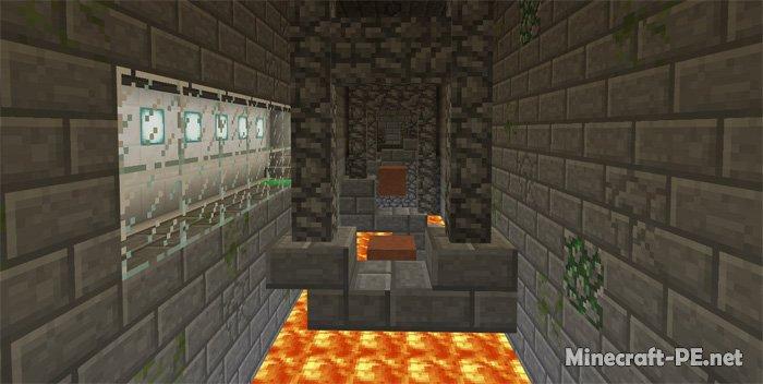 Карта на двоих DeathRun: Temple Madness