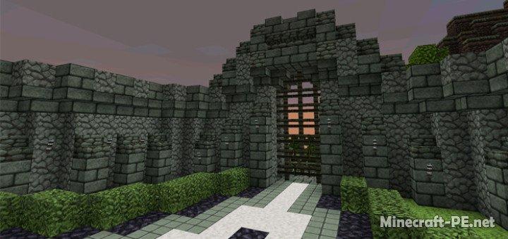 Текстурпак Dokucraft Dark 32x [1.1] [1.0]
