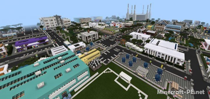 Карта UKS City [Готовая постройка]
