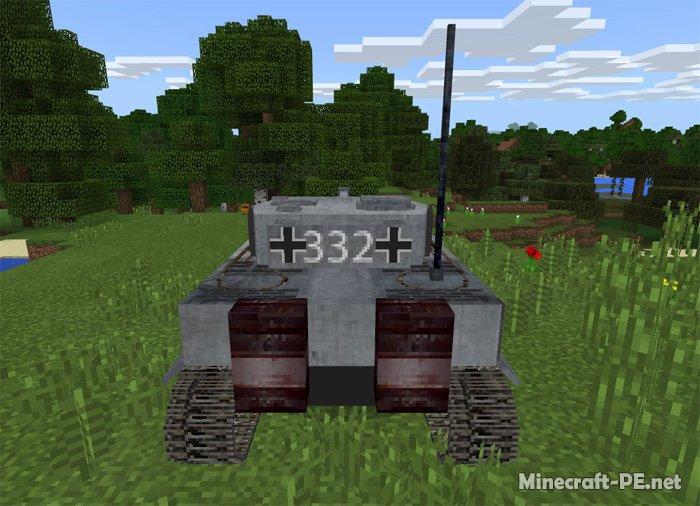 Мод Tank (Tiger I) [1.2] [1.1]]