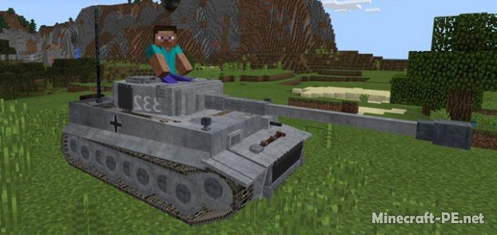 Мод Tank (Tiger I) [1.2] [1.1]