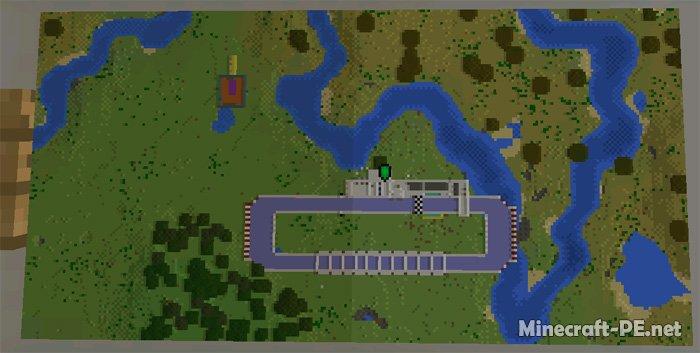 Карта Boat Racing (Лодочные гонки) [1.2]