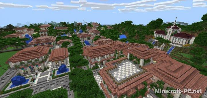 Карта The City of Romna [Постройка]