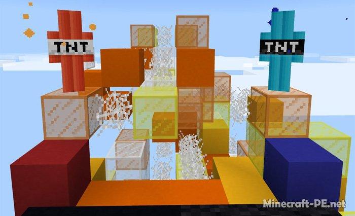 Карта TNT Maniac (PvP)