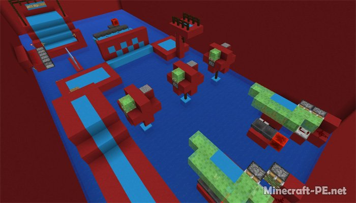 Карта The Games (На прохождение)