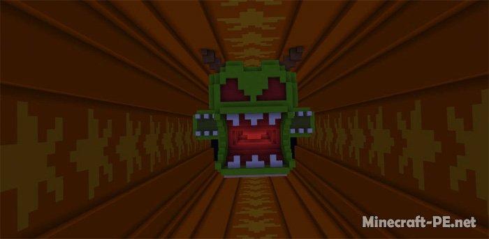 Карта Super Mega Dropper (Мини-игра)