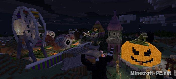 Карта Halloween Land (Приключения)