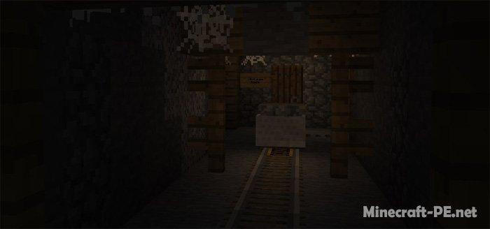 Карта The Haunted Tunnel (Приключение)