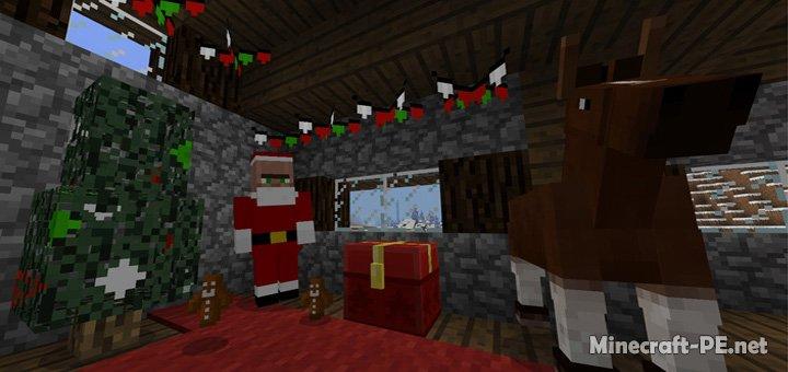 Мод Christmas (Рождество) [1.2.6]