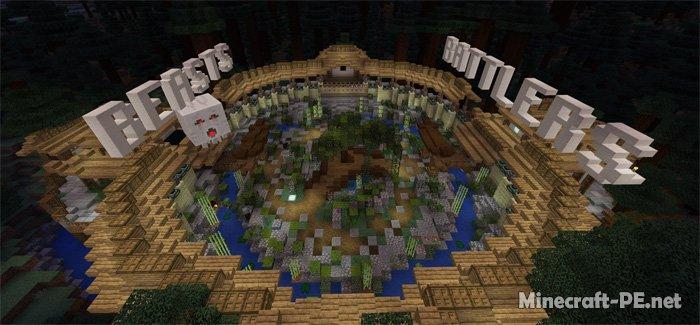 Карта SG BeastBattlers (Мини-игра)