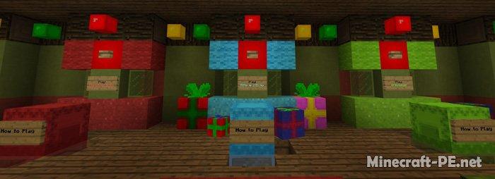 Карта SG Minigame Festival: Christmash (Мини-игра)