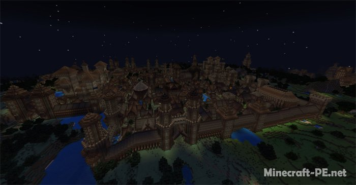 Карта Kingdom of Avon (Приключения)