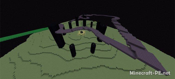 Карта X-RUN (Паркур)