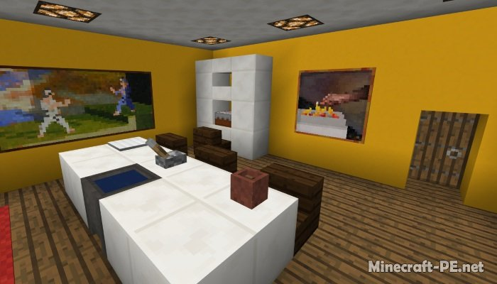 Карта Rooms Edition (Найти кнопку)