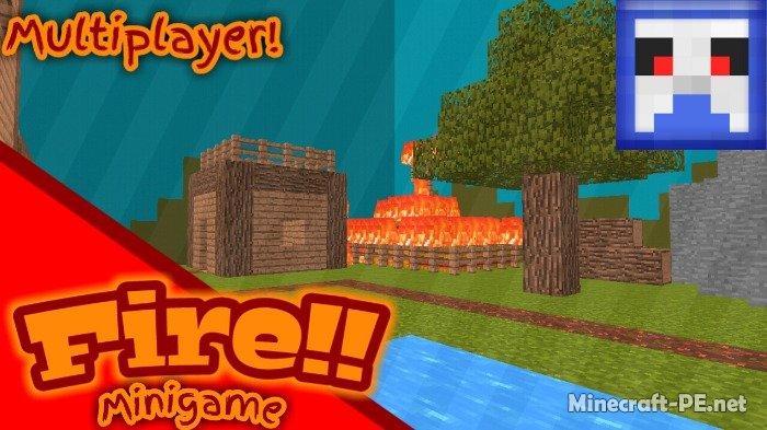 Карта Fire!! (Мини-игра)