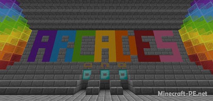 Карта Random Arcades (Мини-игра)