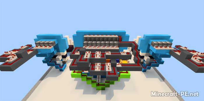 Карта 2 Way Flying Machine – Multistop (Летающая машина)