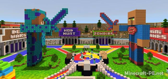 Карта Superland 2.0 Realm (Мини-игры)